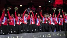 Rival-rival Top Ucapkan Selamat Indonesia Juara Thomas Cup
