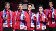Netizen Respons Thomas Cup: Pak Jokowi, Tolong LADI Dibina