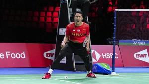 Efek Hebat Thomas Cup untuk Jonatan di Denmark Open