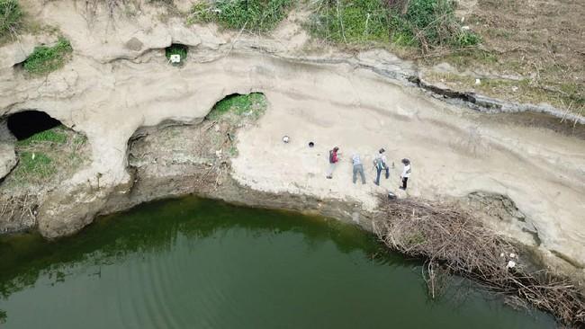 Fosil Waduk Saguling Jadi Bukti Kehidupan 12 Ribu Tahun Lalu