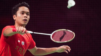 Alasan Ginting Mundur dari Denmark Open