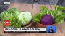 VIDEO: Mengenal Ragam Selada