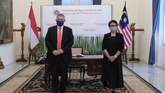 RI-Malaysia Keberatan Australia Bangun Kapal Nuklir AUKUS