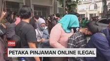 VIDEO: Petaka Pinjaman Online Ilegal