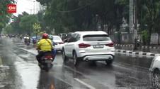 VIDEO: BMKG: Hujan di Jakarta Akan Terjadi Hingga Hari Rabu