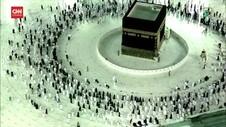 VIDEO: Mekah dan Mandinah Dibuka Penuh Untuk Jemaah Umrah