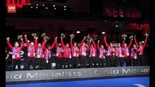 VIDEO: Indonesia Rebut Piala Thomas Tanpa Kibaran Merah Putih