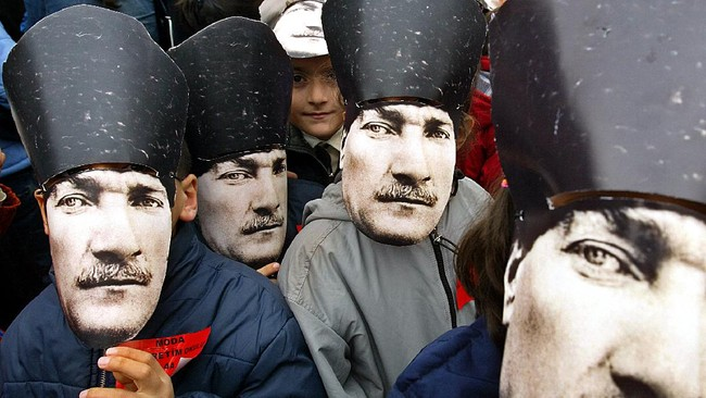 Kronologi Wacana Nama Jalan Ataturk di DKI Berujung Protes