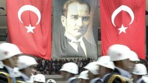 NU DKI Anggap Lebay Protes MUI dan PKS soal Jalan Ataturk