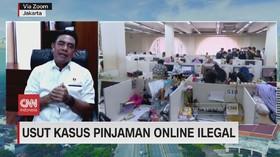 VIDEO: Usut Tuntas Kasus Pinjol Ilegal