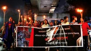 Kasus Al-Qur'an di Kuil Bangladesh, Warga Kembali Demo