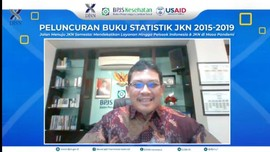 BPJS Kesehatan & DJSN Luncurkan Buku Statistik JKN 2015-2019