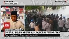 VIDEO: Diserbu Keluh Kesah Publik, Polisi Antikritik?