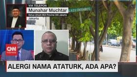 VIDEO: MUI DKI: Turki Sebaiknya Beri Nama Selain Ataturk