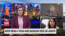 VIDEO: Rapor Merah 4 Tahun Anies Baswedan Versi LBH Jakarta