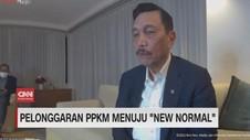 VIDEO: Pelonggaran PPKM Menuju New Normal