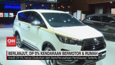 VIDEO: BI Lanjutkan Aturan DP 0% Kendaraan Bermotor & Rumah