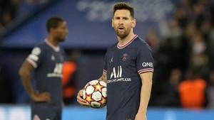 Messi Ribut dengan Icardi, Ruang Ganti PSG Memanas