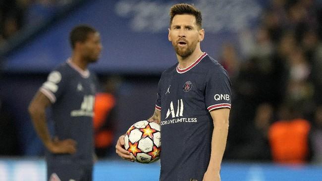 Viral Fan Cilik PSG Minta Baju Messi Ditukar dengan Sang Ibu