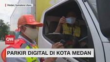 VIDEO: Parkir Digital di Kota Medan Belum Optimal