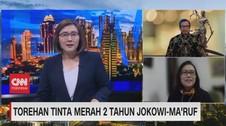 VIDEO: Torehan Tinta Merah 2 Tahun Jokowi-Ma'Ruf