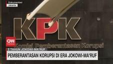 VIDEO: Pemberantasan Korupsi di Era Jokowi-Ma'ruf