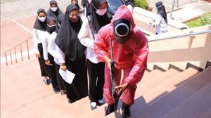 Netizen Komentari Tes CPNS Kostum Squid Game: Latah, Norak