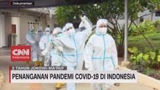 VIDEO: Penanganan Pandemi Covid-19 di Indonesia
