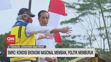 VIDEO: Kondisi Ekonomi Nasional Membaik, Politik Memburuk