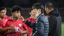 Shin Tae Yong Lawan Australia U-23: Tak Pernah Kalah