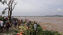 Banjir Terjang Nepal dan India, 150 Orang Tewas