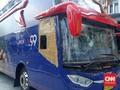 Fakta Bus Arema FC yang Dirusak di Yogya