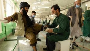 FOTO: Kaki-kaki Palsu Veteran Taliban dan Tentara Afghanistan