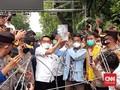 Mahasiswa Berikan Tuntutan ke Moeldoko, Tenggat Jokowi 3 Hari