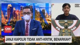 VIDEO: Polri: Kami Siap Diawasi Pihak Eksternal