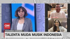 VIDEO: Talenta Muda Musik Indonesia