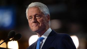 Bill Clinton Ungkap Kondisi Terkini usai Keluar dari RS
