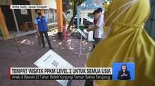 VIDEO: Tempat Wisata PPKM Level 2 Untuk Semua Usia