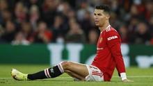 Meme Lucu Ronaldo Bawa Man Utd Menang atas Atalanta