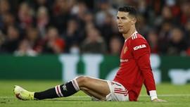Ronaldo Pahlawan Masuk Angin Man Utd vs Liverpool?