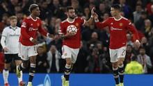 Hasil Liga Champions: Ronaldo Bawa Man Utd Kalahkan Atalanta
