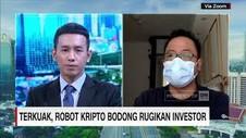 VIDEO: Terkuak, Robot Kripto Bodong Rugikan Investor
