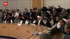 VIDEO: Rusia Sambut Kedatangan Pemimpin Taliban Di Moskow