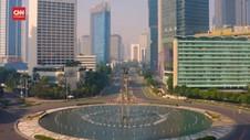 VIDEO: Jadi PPKM Level 2, Mobilitas di Jakarta Meningkat