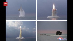 VIDEO: Korea Utara Konfirmasi Peluncuran Rudal Balistik