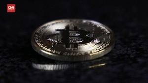 VIDEO: Rekor Baru, Harga Bitcoin Dekati Rp1 M per Keping