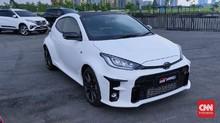 Toyota Pastikan GR Yaris Jadi Barang Langka di Indonesia