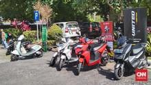 400 Ribu Motor di Bali Bakal Dikonversi Jadi Motor Listrik