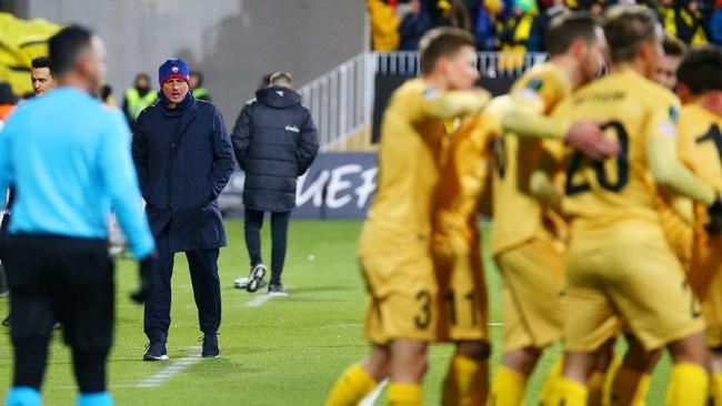 Jawaban Lucu Mourinho Usai Roma Dibantai Bodo/Glimt 1-6
