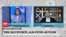 VIDEO: Timbal Balik Diplomatik, Jalan Ataturk Jadi Polemik